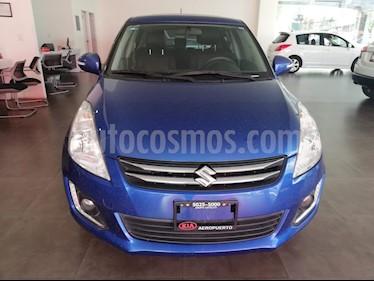 Foto venta Auto Seminuevo Suzuki Swift Edicion Especial Aut (2017) color Azul Jazz precio $215,000
