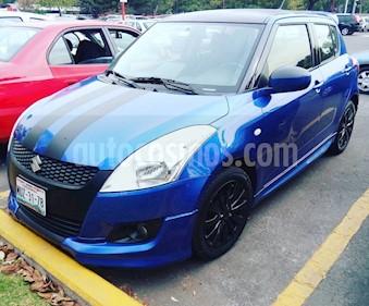 Foto venta Auto Usado Suzuki Swift GL  (2013) color Azul Rap precio $121,500
