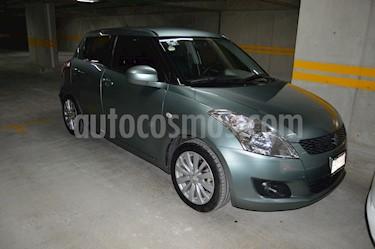 Foto venta Auto Seminuevo Suzuki Swift GLS Aut (2012) color Verde precio $126,500