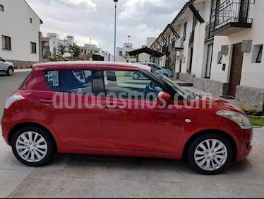 Foto venta Auto Seminuevo Suzuki Swift GLS  (2013) color Rojo Rock precio $120,000