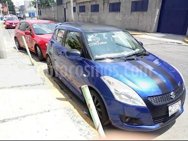 Foto venta Auto Seminuevo Suzuki Swift GLS (2012) color Azul Rap precio $118,000