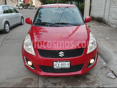 Foto venta Auto usado Suzuki Swift GLS (2015) color Rojo precio $126,000