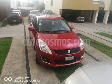 Foto venta Auto usado Suzuki Swift GLS (2015) color Rojo precio $133,500
