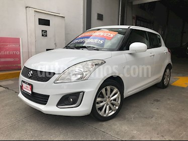Foto venta Auto Seminuevo Suzuki Swift GLS (2014) color Blanco Remix precio $135,000