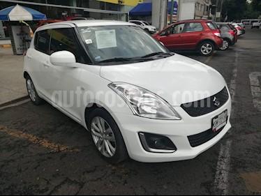 Foto venta Auto Seminuevo Suzuki Swift GLS (2015) color Blanco precio $142,000