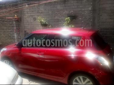 Foto venta Auto Seminuevo Suzuki Swift GLX Aut (2014) color Rojo Rock precio $152,500
