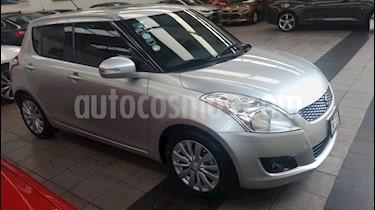 Foto venta Auto Seminuevo Suzuki Swift GLX Aut (2013) color Plata Instrumental precio $165,000