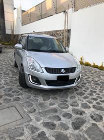 Foto venta Auto Seminuevo Suzuki Swift GLX (2014) color Plata Instrumental precio $150,000