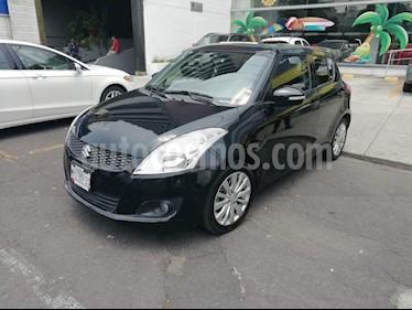 Foto venta Auto Usado Suzuki Swift GLX (2013) color Negro precio $135,000