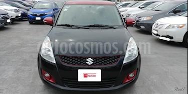 Foto venta Auto Seminuevo Suzuki Swift GLX (2013) color Negro precio $155,000