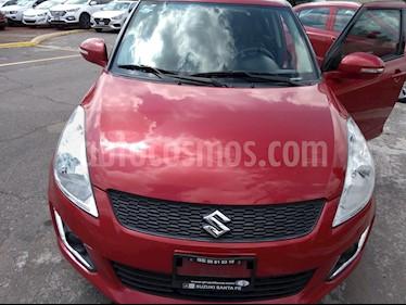 Foto venta Auto Seminuevo Suzuki Swift GLX (2015) color Rojo precio $169,000