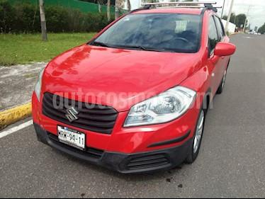 Foto venta Auto Seminuevo Suzuki SX4 Sedan GL (2014) color Rojo precio $177,000