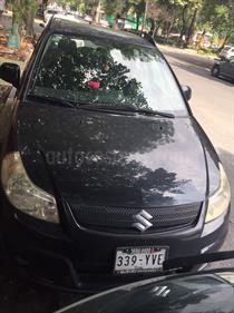 Foto venta Auto usado Suzuki SX4 X-Over 2.0L Aut. (2009) color Negro Onix precio $77,000
