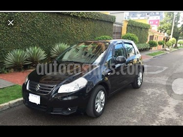 Suzuki SX4 Hatchback 1.6 Urbano Aut 5P usado (2008) color Negro precio u$s7,000