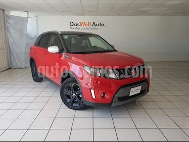 Foto venta Auto Seminuevo Suzuki Vitara All Grip (2017) color Rojo precio $294,900