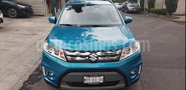 Foto venta Auto Seminuevo Suzuki Vitara GLS Aut (2016) color Turquesa