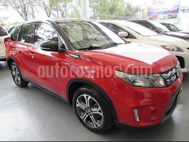 Foto venta Auto Usado Suzuki Vitara GLX Aut (2016) color Rojo precio $279,000