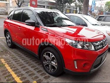 Foto venta Auto Seminuevo Suzuki Vitara GLX Aut (2016) color Rojo Fuego