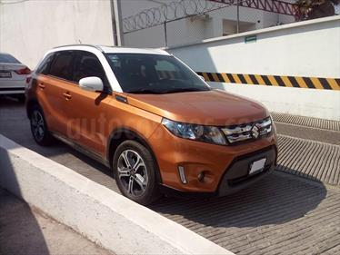 Foto venta Auto usado Suzuki Vitara GLX (2016) color Naranja precio $275,000