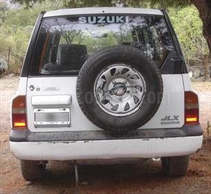 Foto venta Auto Usado Suzuki Vitara JLX 1.6 5P (1994) color Blanco Nieve precio $110.000