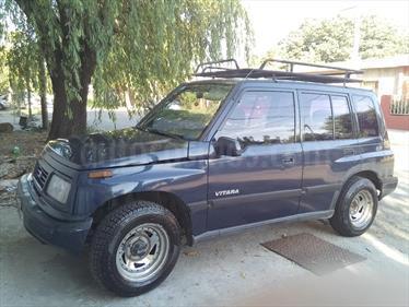Foto venta Auto Usado Suzuki Vitara JLX 1.6 5P (1998) color Azul precio $165.000