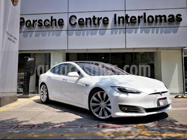 Foto venta Auto Seminuevo Tesla Model S 85D (2016) color Blanco precio $1,950,000