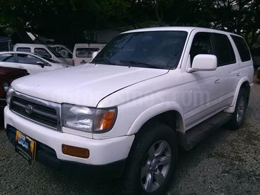 Foto Toyota 4Runner 4.0L Aut usado (1997) color Blanco