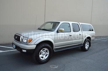 Foto venta Auto usado Toyota 4Runner Limited (2001) color Gris Metalico precio u$s7.500