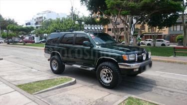 Foto venta Auto Usado Toyota 4Runner SR5-V6 3.0 Gas (2000) color Verde precio u$s9,800