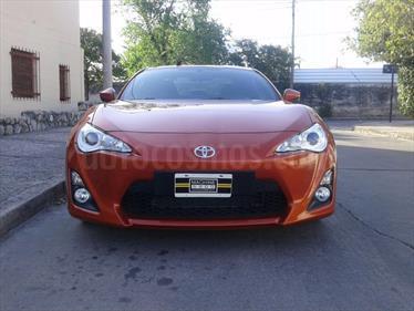 foto Toyota 86 FT