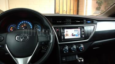 Toyota Auris LEI  usado (2015) color Azul precio $8.250.000