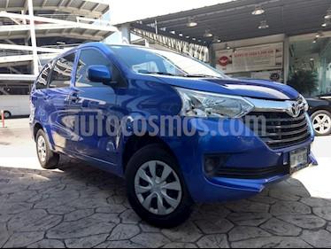 Foto venta Auto Seminuevo Toyota Avanza Premium (99Hp) (2016) color Azul precio $198,000