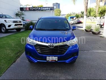 Foto venta Auto Seminuevo Toyota Avanza Premium (2017) color Azul Bali precio $225,000