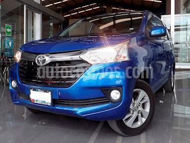Foto venta Auto Usado Toyota Avanza XLE Aut (2018) color Azul precio $250,000