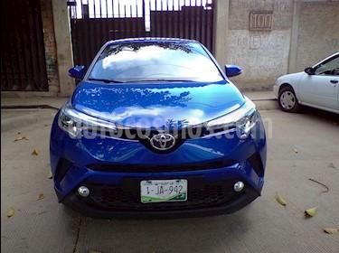 Foto venta Auto Seminuevo Toyota C-HR 2.0L (2018) color Azul precio $335,000