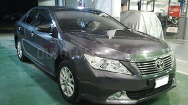 Foto venta Auto usado Toyota Camry 2.5 Aut (2012) color Gris Oscuro precio $420.000