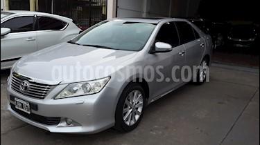 Foto venta Auto usado Toyota Camry 3.5 V6 Aut (2012) color Gris Plata  precio $549.000