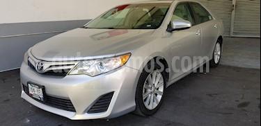 Foto venta Auto Usado Toyota Camry LE 2.5L (2012) color Plata precio $189,900