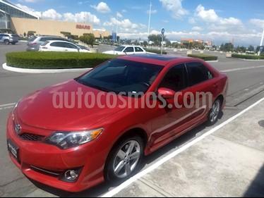 Foto venta Auto Seminuevo Toyota Camry SE 3.5L V6 (2014) color Rojo precio $235,000