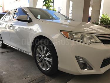 Foto venta Auto Seminuevo Toyota Camry XLE 2.5L (2012) color Blanco precio $200,000