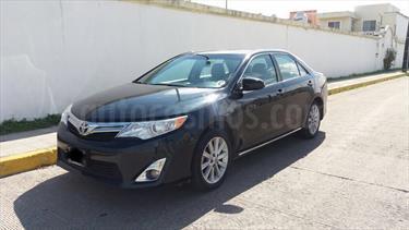 Foto venta Auto usado Toyota Camry XLE 2.5L (2014) color Azul Mica precio $205,000