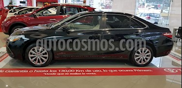 Foto venta Auto Usado Toyota Camry XLE 2.5L (2015) color Negro precio $299,900