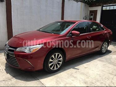 Foto venta Auto usado Toyota Camry XLE 2.5L (2015) color Rojo precio $250,000