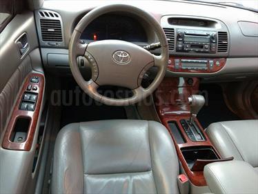 Foto venta Auto Usado Toyota Camry XLE 3.0L V6 (2006) color Cafe precio $87,500