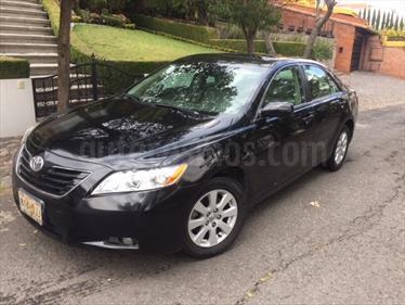 Foto venta Auto usado Toyota Camry XLE 3.5L V6 (2007) color Negro precio $90,000