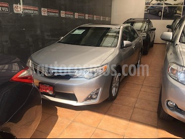 Foto venta Auto Usado Toyota Camry XLE 3.5L V6 (2012) color Plata precio $215,000