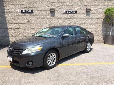 Foto venta Auto Usado Toyota Camry XLE V6 (2011) color Gris precio $155,000