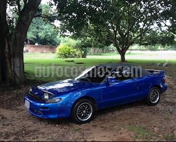 Foto venta carro Usado Toyota Celica GTS Auto. (1992) color Azul precio u$s900