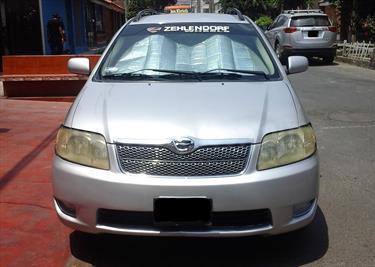 Foto venta Auto usado Toyota Corolla (SW) SW Xli 1.6 Automatico (2005) color Plata precio u$s7,700