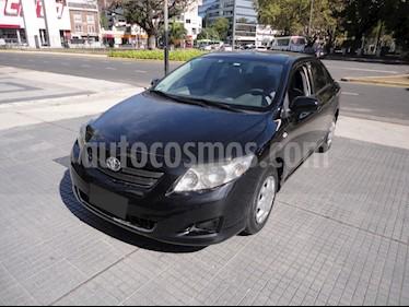 Foto venta Auto Usado Toyota Corolla - (2009) color Negro precio $175.000